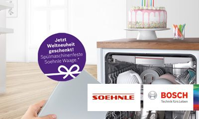 Bosch Kühlschrank Service : Bosch soehnle aktion von bosch exclusiv ghi service