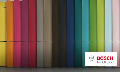 Bosch Kühlschrank Service : Bosch vario style farbige fronten für ihren kühlschrank ghi